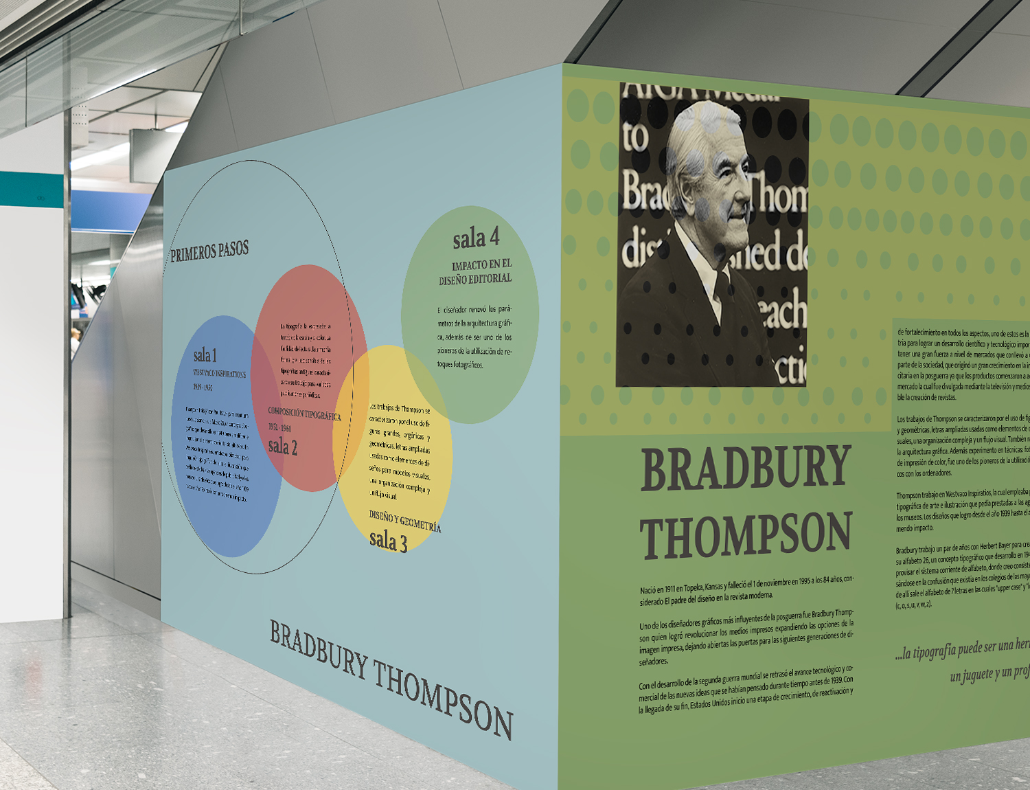 Exhibición Thompson 1
