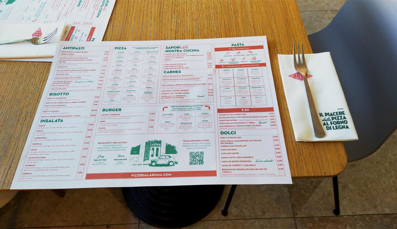 Restaurante La Roma 3